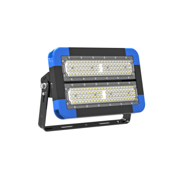 100w led tunnel light + led haut mât lumière